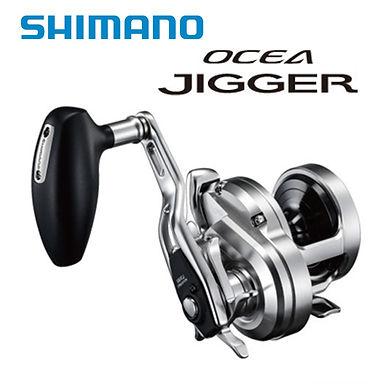Original 2017 SHIMANO OCEA JIGGER Saltwater Fishing Reel