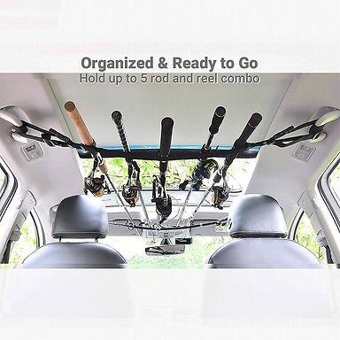 Adjustable High Quality Bandage Strap for Vehicle Travel Fishing Tackle