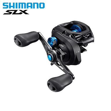 Shimano NEW Fishing Reel  SLX Baitcasting Reel Fishing Wheel Original 4BB