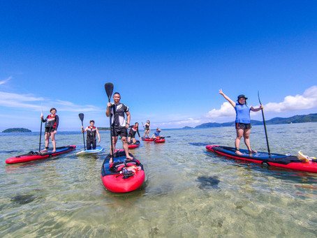 5 Reason Why People Choose Stand Up Paddle in Kota Kinabalu.