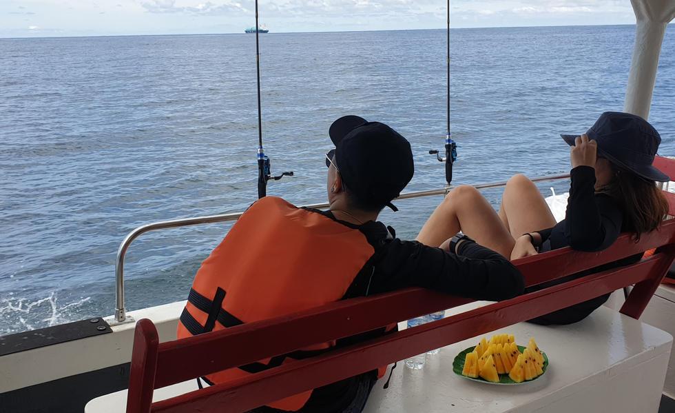 6 hours leisure fishing