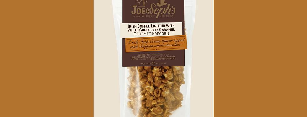 IRISH COFFEE LIQUEUR WITH WHITE CHOCOLATE CARAMEL