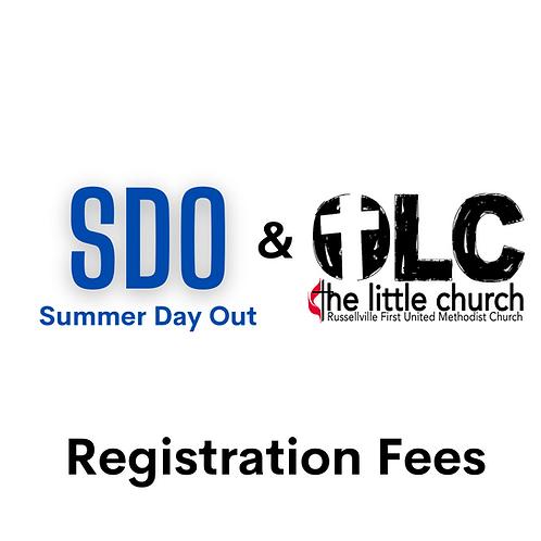 SDoO & TLC Registration Fee ($75 + 3.00 processing fee)