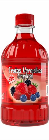 TROPICAL FRUTAS VERMELHAS