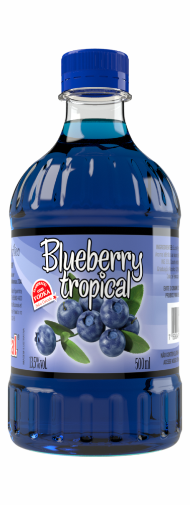 TROPICAL BLUEBERRY