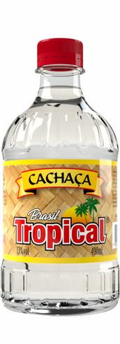 CACHAÇA TROPICAL