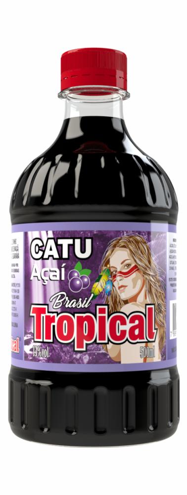 CATUABA TROPICAL C/ AÇAÍ