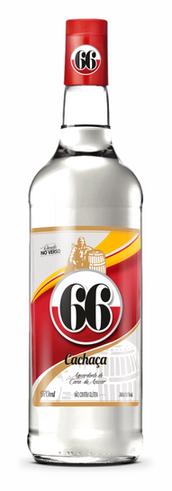 CACHAÇA 66