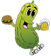 The Chubby Pickle_logo_just the dill Tra