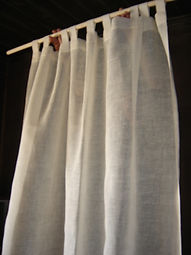 linen curtains, hand craft textiles, handmade textiles, weaver studio, made in Latvia, Kuldiga, textile artists Ziedonis and Inara Abolini