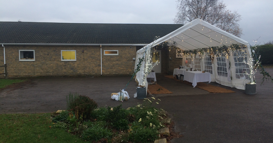 Christmas Marquee 1