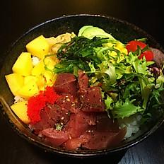 Poke bowl tonijin