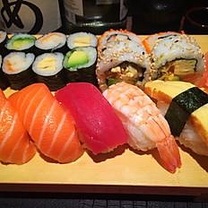 Sushi combo C 17st