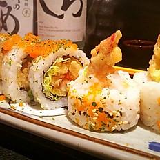 Special tempura rol 8st