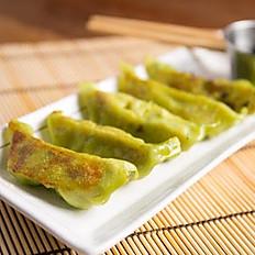 Vegetarisch gyoza 6st
