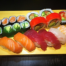 Sushi groot 19st