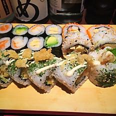 Sushi combo B 17st