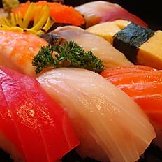 Nigiri sushi combo mix 10st
