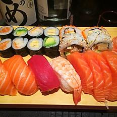 Sushi combo D 19st