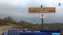 France 3 et la presse s'intéressent à la mobilisation contre le projet éolien de Léoncel dans le