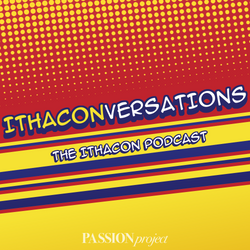 ITHACONversations Cover art