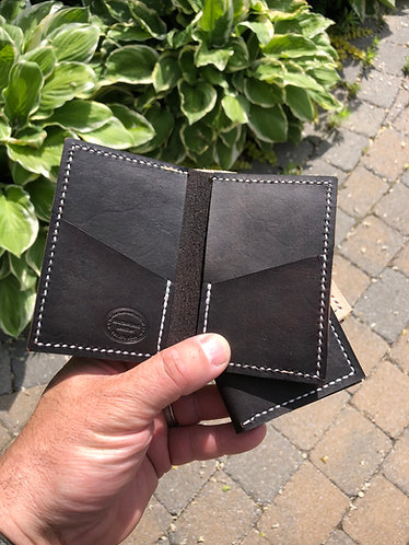 Brown Back Pocket Wallet