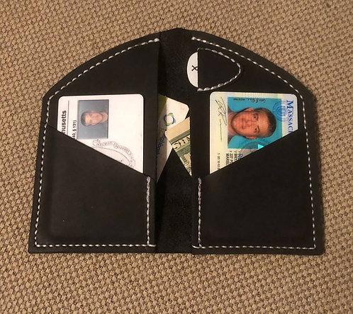 Front Pocket Wallet with Pick Pocket