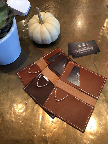 Wicket and Craig Leather Wallet