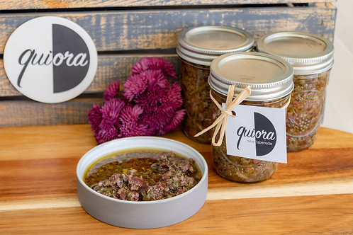OLIVE TAPENADE (8oz)