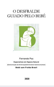 livro O Desfralde Guiado pelo Bebê