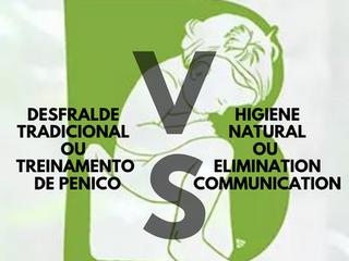 Higiene Natural Versus Treinamento de penico