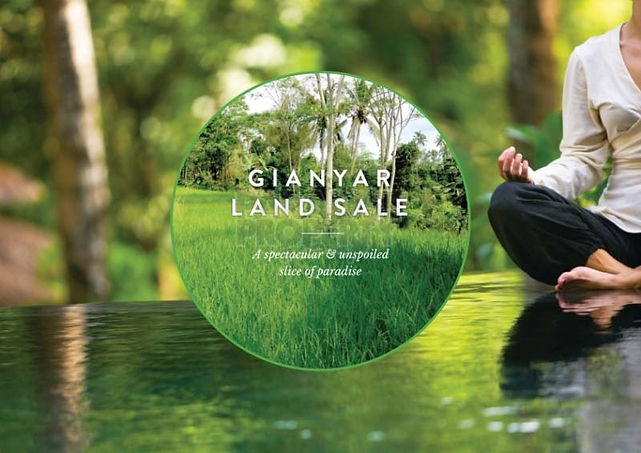OM Gianyar land sale