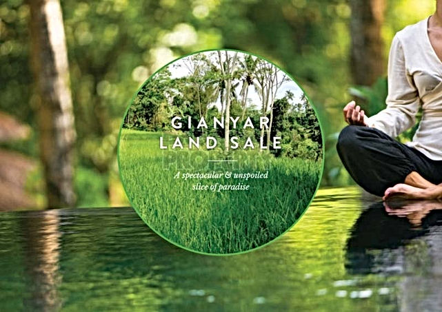 OM Gianyar land sale