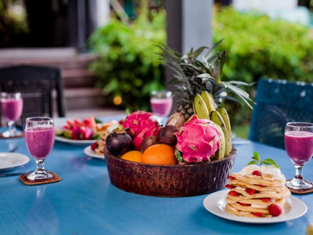 Your guide to the Ubud Food Festival.