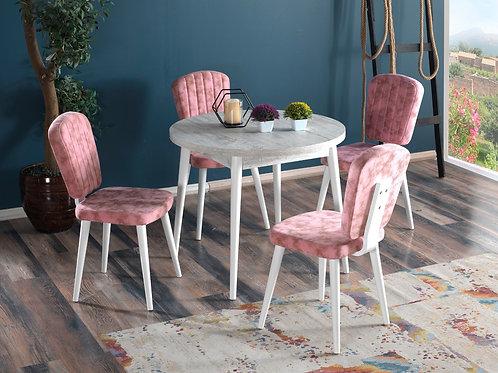 Radna Cafe ve Balkon Masası,Yuvarlak Masa Sandalye Takımı