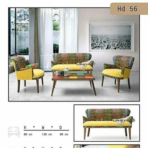 Rainbow G Çay Seti koltuk takımı (Balkon, Salon, Cafe, Ofis) 2+1+1 Kopyası