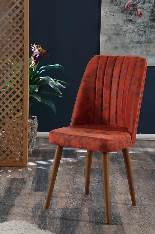 Newa Sandalye geniş renk seçeneği, yemek odası