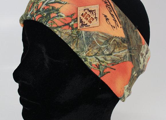 Bandeau chaleur / Camo orange