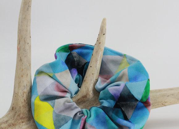 Chouchou / Triangles colorées