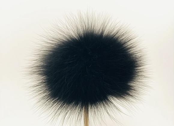Pompon / Noir