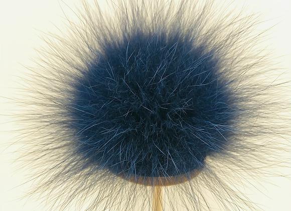 Pompon / Bleu