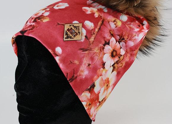 Tuque de coton / Dahlia