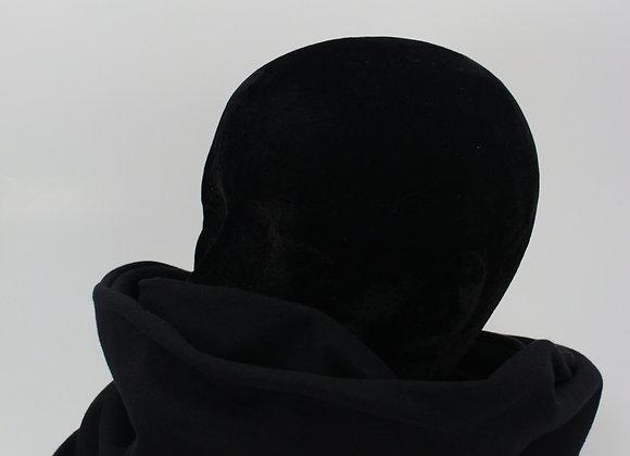 Foulard infini / Noir