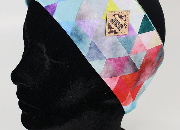 Bandeau chaleur / triangle bleu