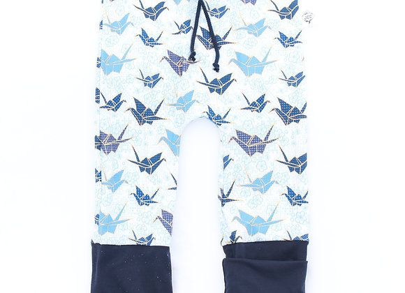Pantalon évolutif / Origamie