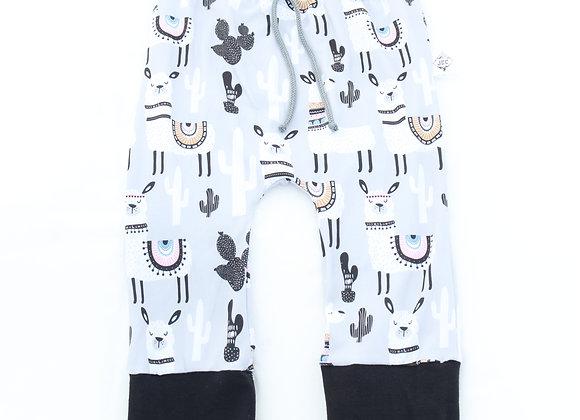 Pantalon évolutif / Lamas