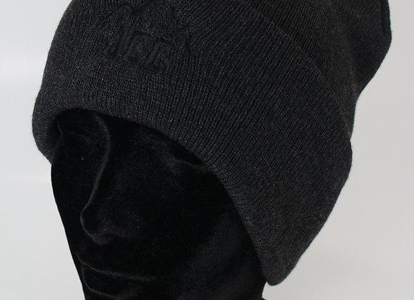 Tuque en lainage UNISEXE / Gris charcoal
