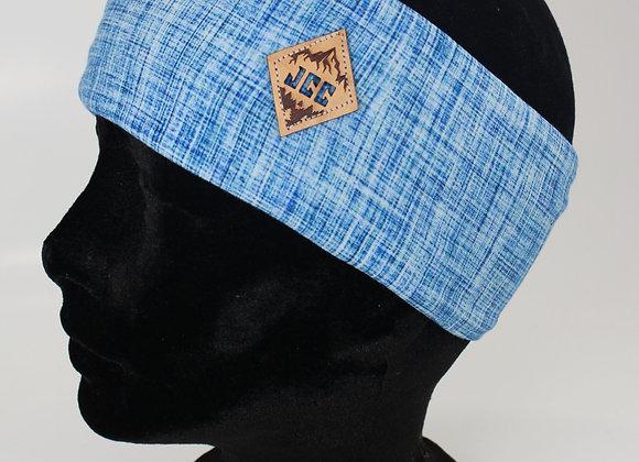 Bandeau chaleur / Bleu unique