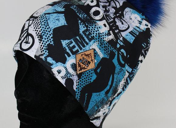 Tuque de coton / Sport extrême