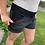 Thumbnail: Short à poche - Grise et noir